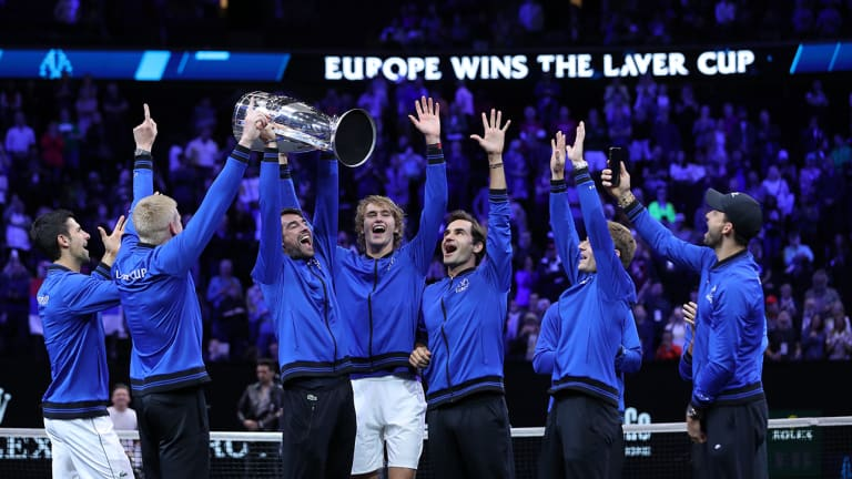How Laver Cup Found Swift Success and What It Means for the Long Term