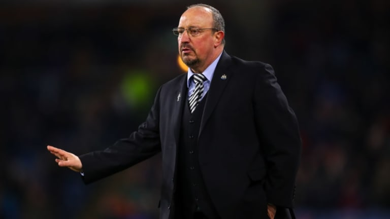 Rafa Benitez Admits Every Game Is 'Like a Final' After Extending Unbeaten Run With Win at Burnley