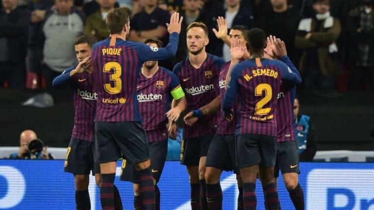 ¿Quién dijo que había crisis en Barcelona?