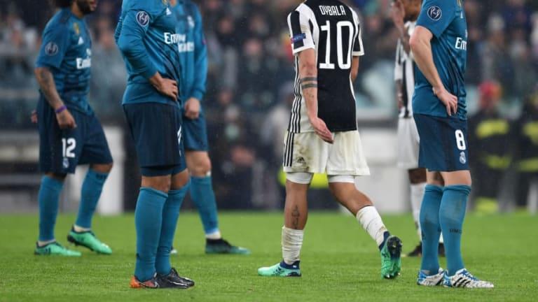 Los dos jugadores del Real Madrid que quiere la Juventus para sustituir a Dybala