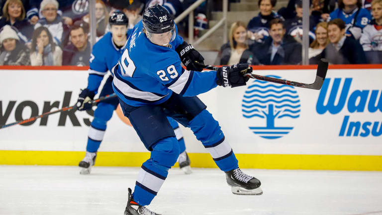 How Patrik Laine Developed the Best Shot in the NHL