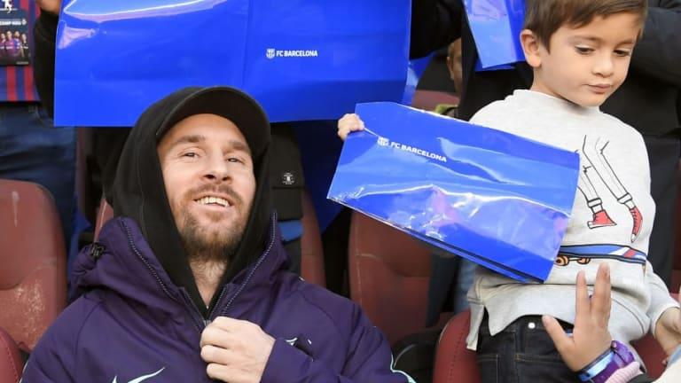 El mensaje de Leo Messi tras la contundente victoria del Barcelona sobre el Real Madrid
