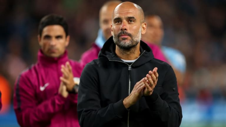 Guardiola Admits He Thought Jorginho Transfer Was Done But Claims He Is 'Satisfied' With City Squad