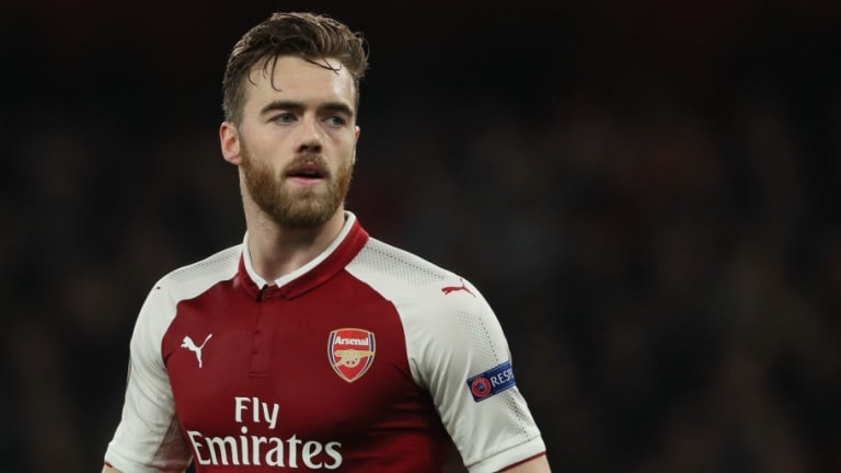 Calum Chambers Officially Signs New 'Long-Term' Contract at Arsenal