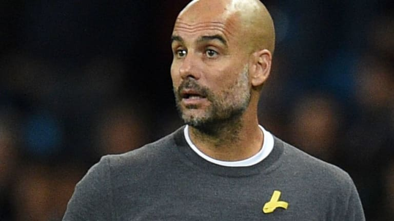Pep Guardiola Fined £20,000 & Warned Over Future Conduct After Accepting Yellow Ribbon Charges