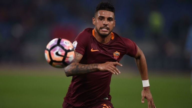 Italian Report Claims Chelsea Will Announce Signing of Roma Defender Emerson Palmieri on Monday