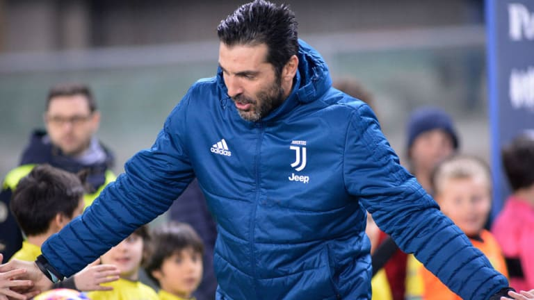 VIDEO: Juve Celebrate Gigi Buffon's 40th Birthday With a Highlight Reel of the Keeper's Best Saves