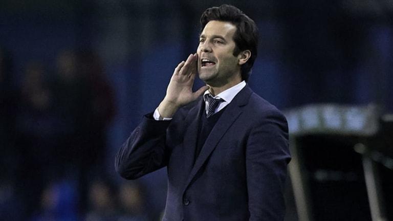 Solari, el mejor debutante en el banquillo de la historia del Real Madrid