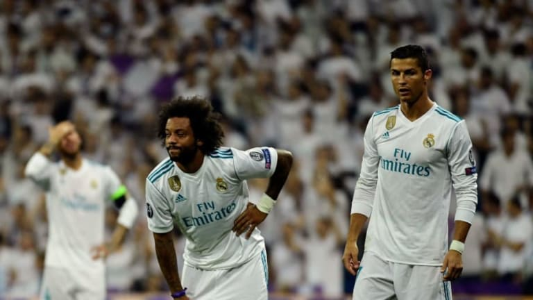 Marcelo Warns Club Hierarchy That He Will Follow Cristiano Ronaldo Out the Door if Star Leaves