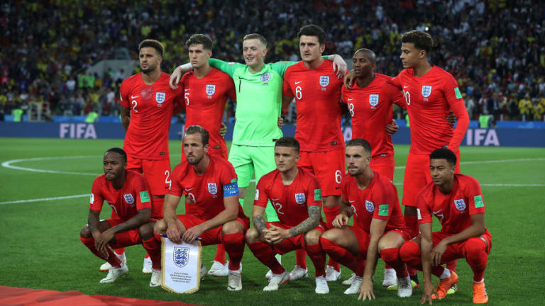 England United: How Gareth Southgate's Young Lions Have Brought a Country Together