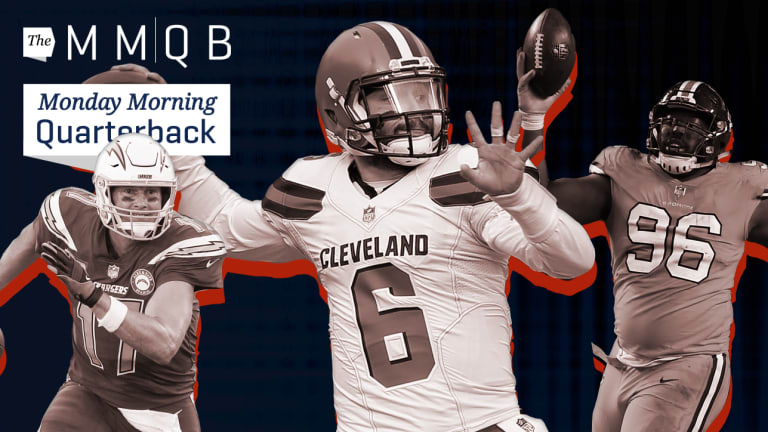 Baker Mayfield Plants His Flag: Week 12 in the NFL