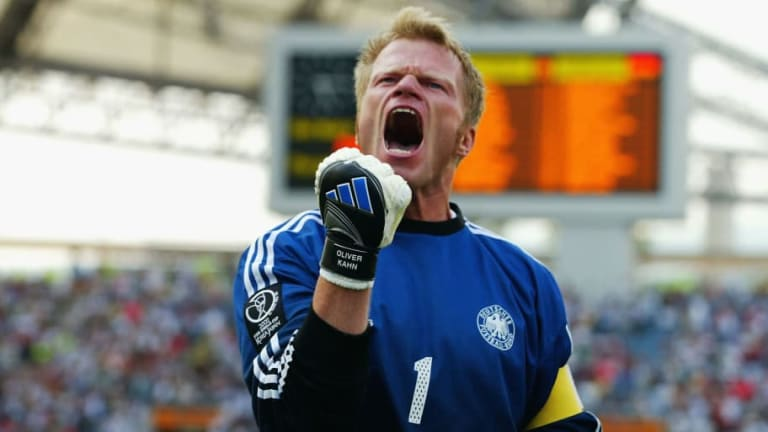 World Cup Countdown: 4 Weeks to Go - Golden Ball in Safe Hands After Oliver Kahn's Historic Triumph