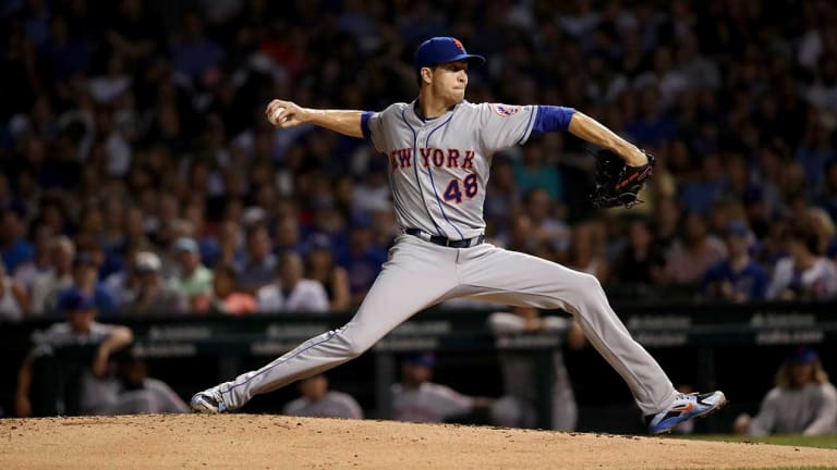 Mets-Cubs Suspended After Jacob deGrom Dominates, Lowers ERA to 1.68
