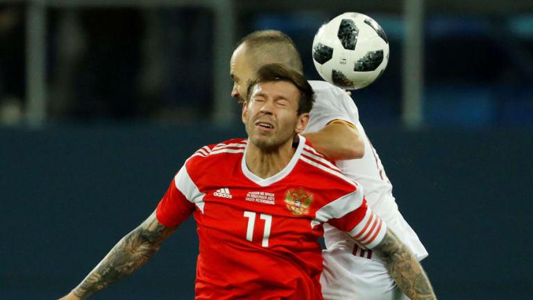 West Ham Failed to Sign Russian Striker Smolov Before £8m Capture of Jordan Hugill