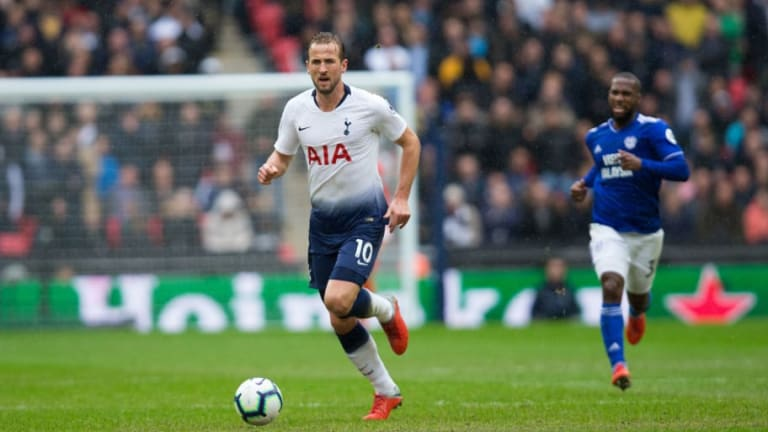 Harry Kane Distances Himself From Red Card Controversy After Neil Warnock Criticises England Captain
