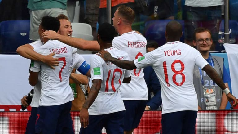 It's Coming Home! England Fans Go Into Meltdown After Confirming Last 16 Spot With Panama Drubbing