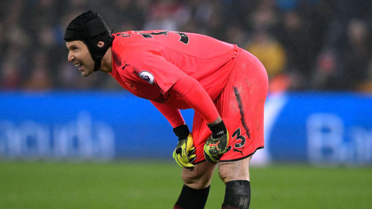 Arsenal Fans Furious at Pair Following Dismal Displays in Defeat to Swansea