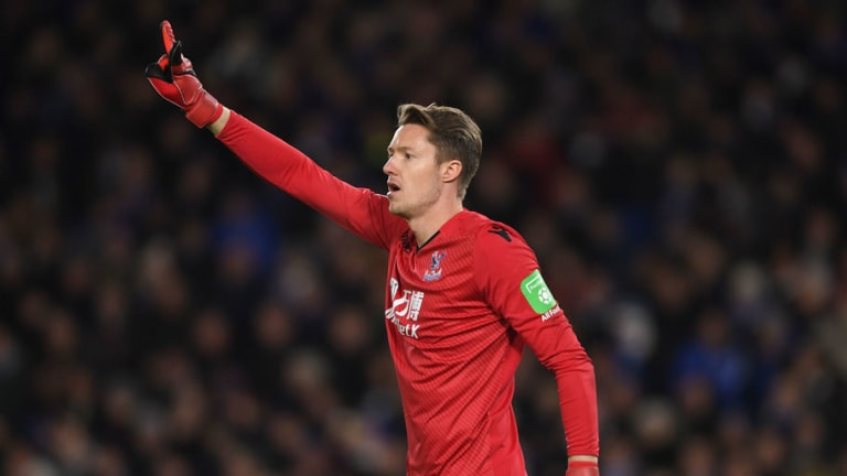 Crystal Palace Issued Major Boost as Wayne Hennessey Trains Following Rumours of Injury Lay-Off