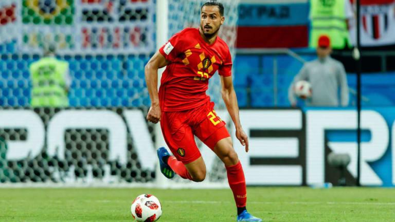 Belgium Star Nacer Chadli Emerges as Target for Ligue 1 Side Lyon Following World Cup Heroics