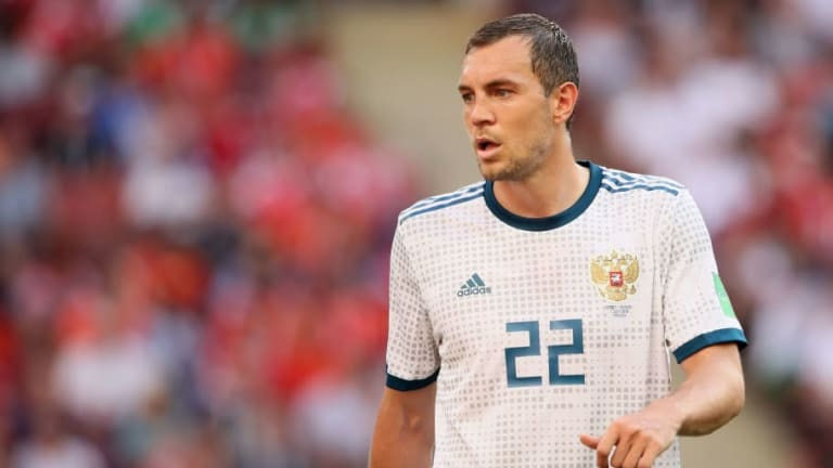 Surprise World Cup Stars: Artem Dzyuba – The Russian Peter Crouch With an Infectious Smile