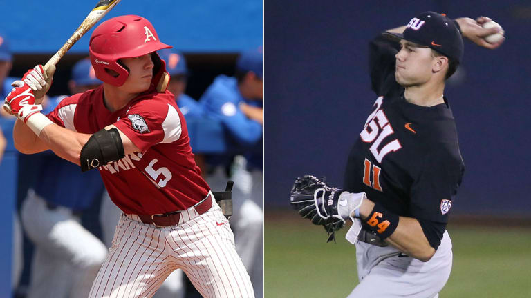 College World Series Finals Preview: Breaking Down Oregon State vs. Arkansas