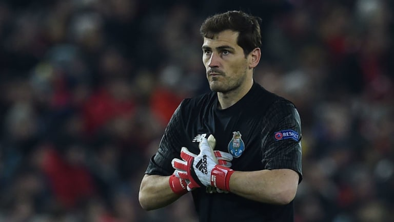 Surreal Report Claims Liverpool Could Sign Veteran Porto Keeper on One-Year Deal in Summer