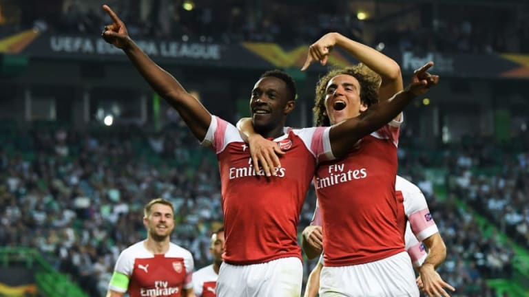 Arsenal Forward Danny Welbeck Vows to Come Back 'Stronger Than Ever' After Horror Injury
