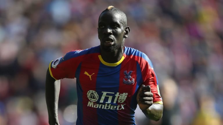 Crystal Palace Star Mamadou Sakho in Line for France Call-Up After Impressing for Eagles