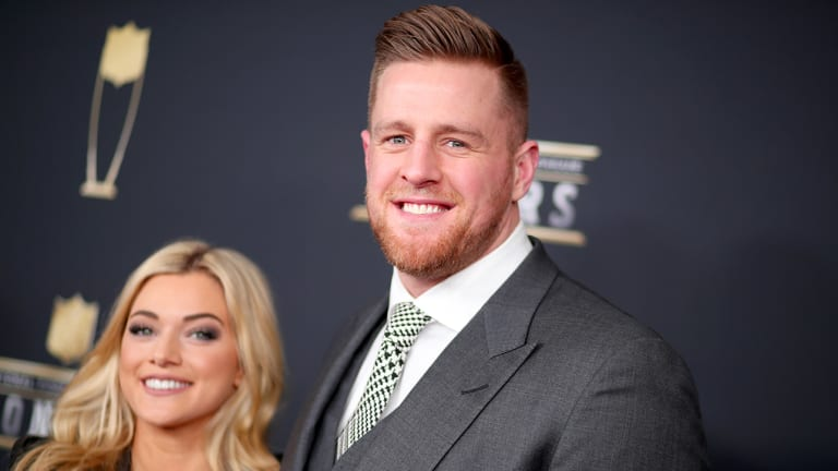Traina Thoughts: J.J. Watt Seems to Have Spent Some Time Working Out This Offseason