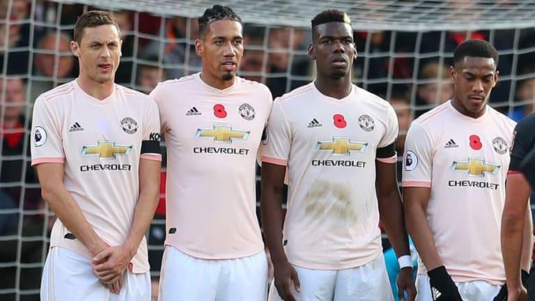 Nemanja Matic Explains Decision to Stop Wearing Poppy on Manchester United Shirt