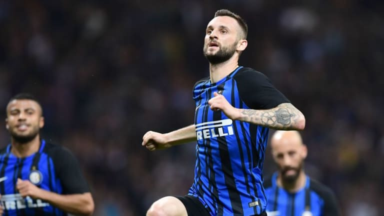 Midfielder Marcelo Brozovic Proud of Derby d'Italia Performance & Insists Inter 'Didn't Lose'
