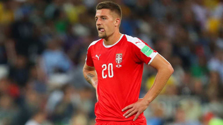 Sergej Milinkovic-Savic Given Boost Ahead of Potential Move to Serie A Champions Juventus