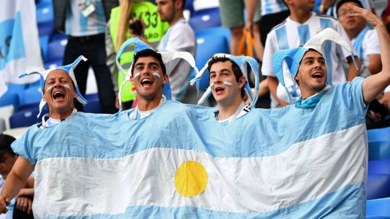 7 of the Most Passionate Fans in World Cup History
