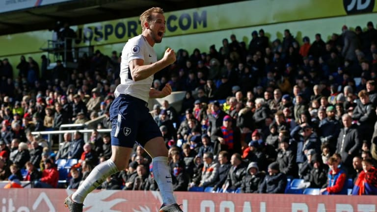 Harry Kane Winner Against Palace Matches Didier Drogba's London Derby Record