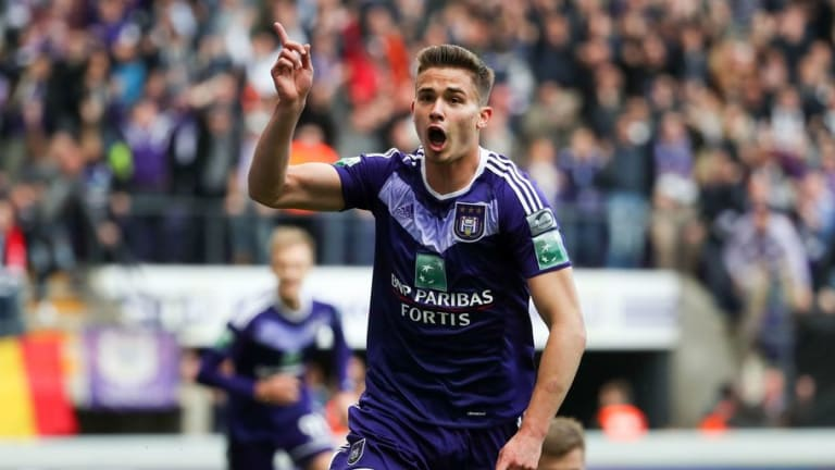 West Ham's Opening Offer Rejected for Anderlecht Star Leander Dendoncker - But They May Bid Again