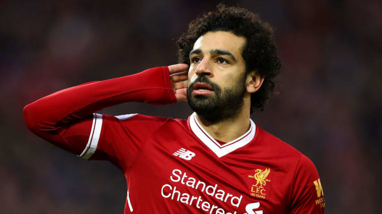 Mohamed Salah Reveals Childhood Idols & Ambition to Beat Harry Kane to Premier League Golden Boot