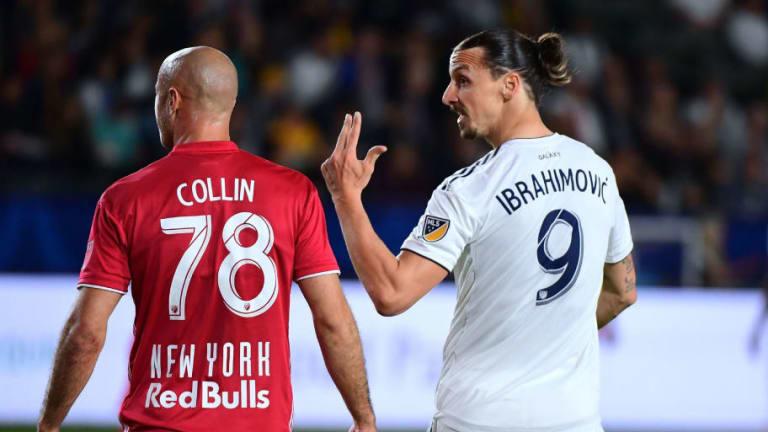 DIRECTO: Zlatan asume la culpa por la mala racha en la que ha entrado el Galaxy