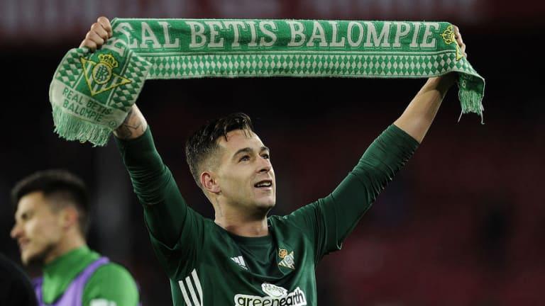 Betis - Leganés | Alineaciones confirmadas