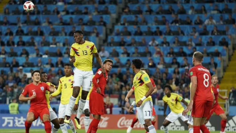 Liverpool Turn Attention to Colombia World Cup Hero Yerry Mina in Hunt for Defensive Additions