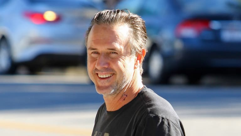 David Arquette Explains His 'Off the Rails' Death Match and Why He Returned to Wrestling