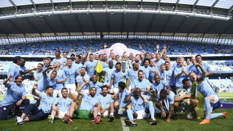 Man City Begin Pre-Season Training Ahead of 2018/19 - Although Most of Squad Remains Absent