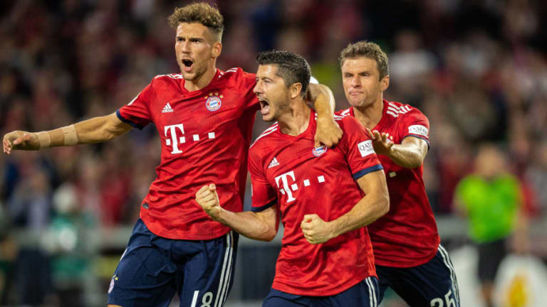 Assessing Best & Worst Case Scenarios for the 4 German Clubs Ahead of Champions League Group Draw