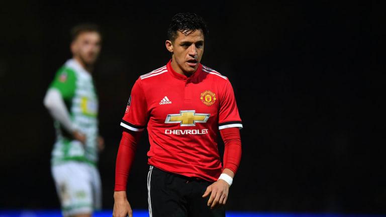 El compañero que Mourinho le puso a Alexis Sánchez en el vestuario para que lo aconsejara
