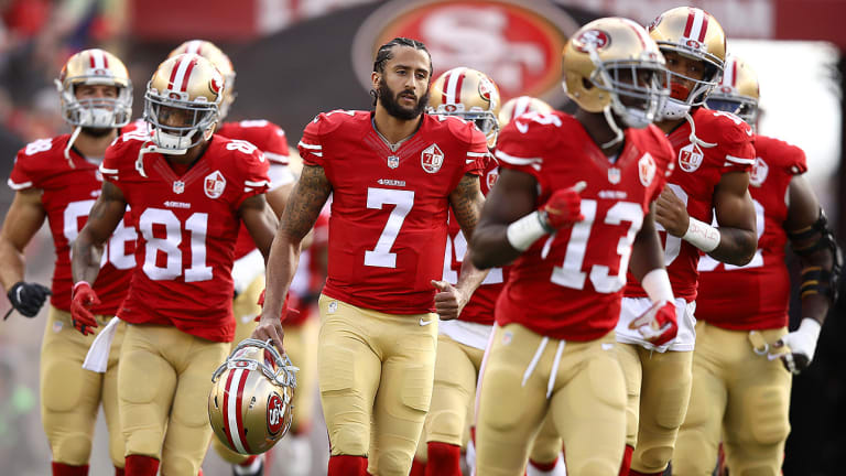 The Latest Wrinkle in Colin Kaepernick's Collusion Case: Polling Data?