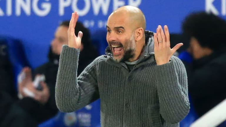 Pep Guardiola Explains Why Liverpool and Spurs Are 'Better Than' City After Leicester Loss