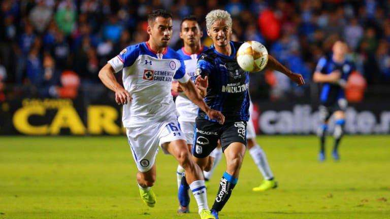 Lo bueno, lo malo y lo feo del partido entre Querétaro y Cruz Azul