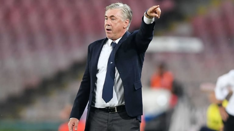 Carlo Ancelotti Declares There is 'No Risk in Squad Rotation' After Eight Changes to Napoli Team