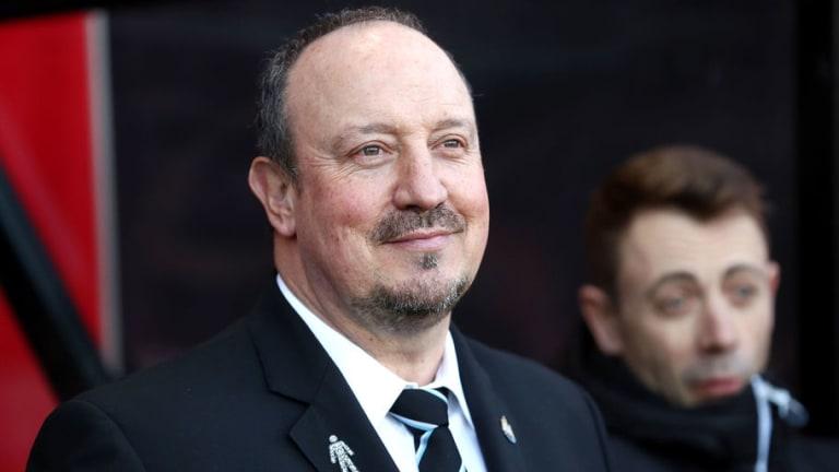 Rafa Benitez Hints at Long-Term Newcastle Stay When Talking About Jamal Lascelles Future