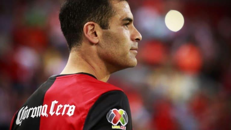 CUMPLIDOR | Rafa Márquez comenzó con el pie derecho su puesto de directivo
