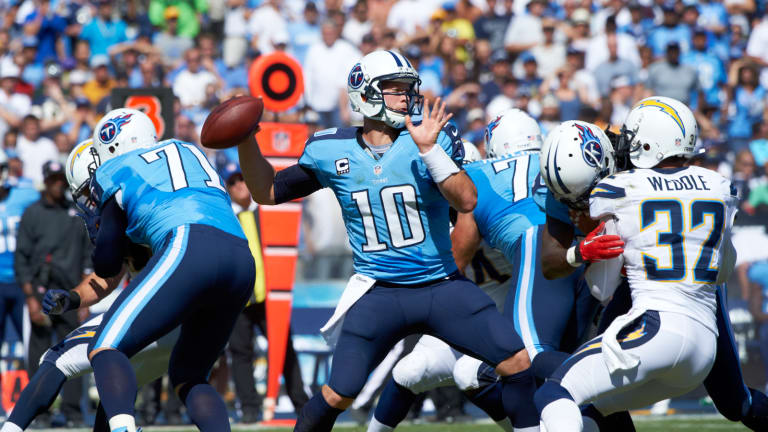 Why Jake Locker Walked Away From Football—and Why He Doesn't Miss It